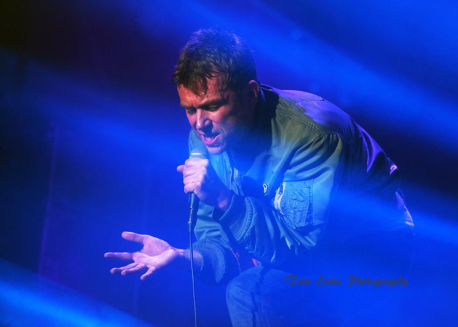 Damon Albarn, Blur.