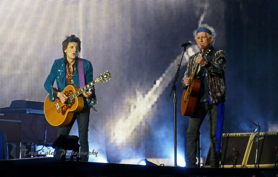Ronnie Wood & Keith Richards, The Rolling Stones
