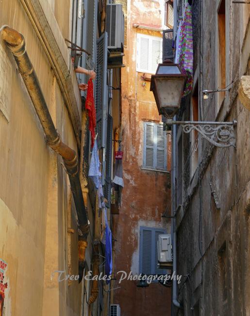 Street in the Jewish Ghetto