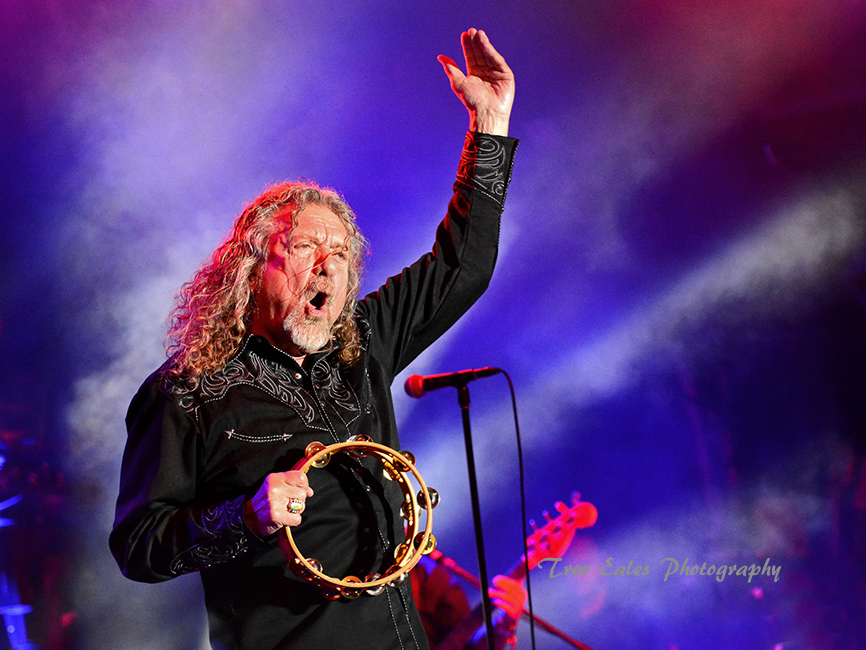 Robert Plant, Robert Plant and the Sensational Shape Shifters.