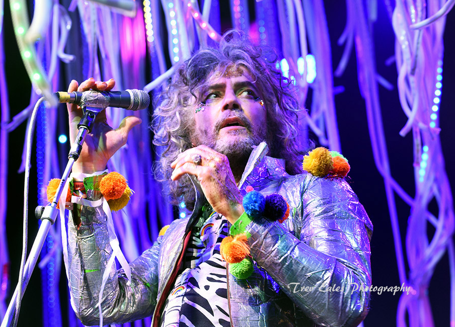 Wayne Coyne, The Flaming Lips.
