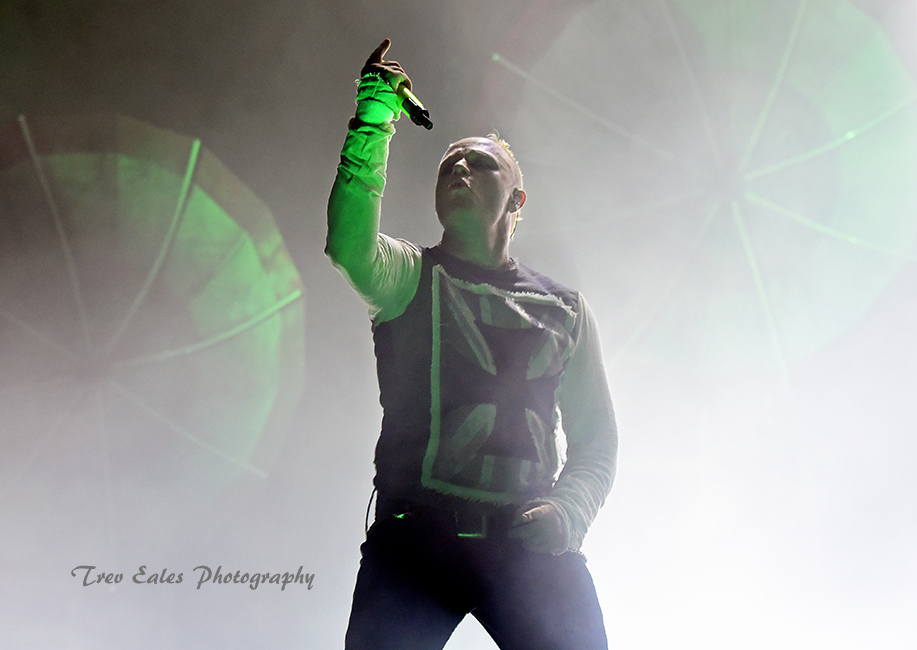 Keith Flint, The Prodigy.