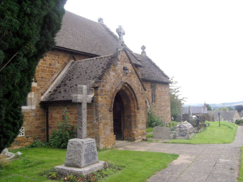 Great Bourton Church.
