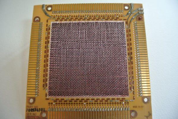 1960 UNIVAC 8K-1 Core Memory