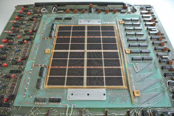 1970 Data General 8K Core Memory