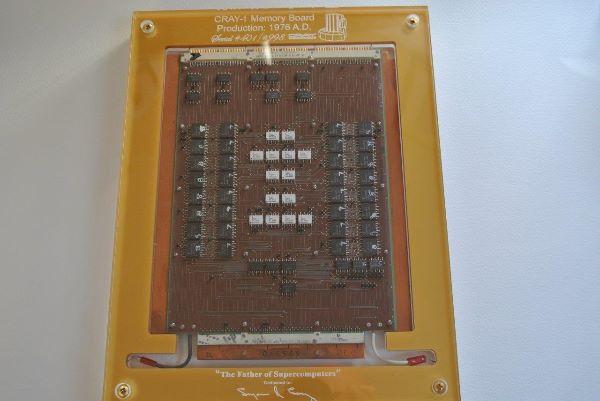 1976 Cray 1 Memory Module