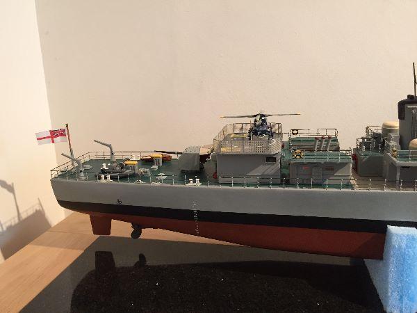 HMS Zulu 8
