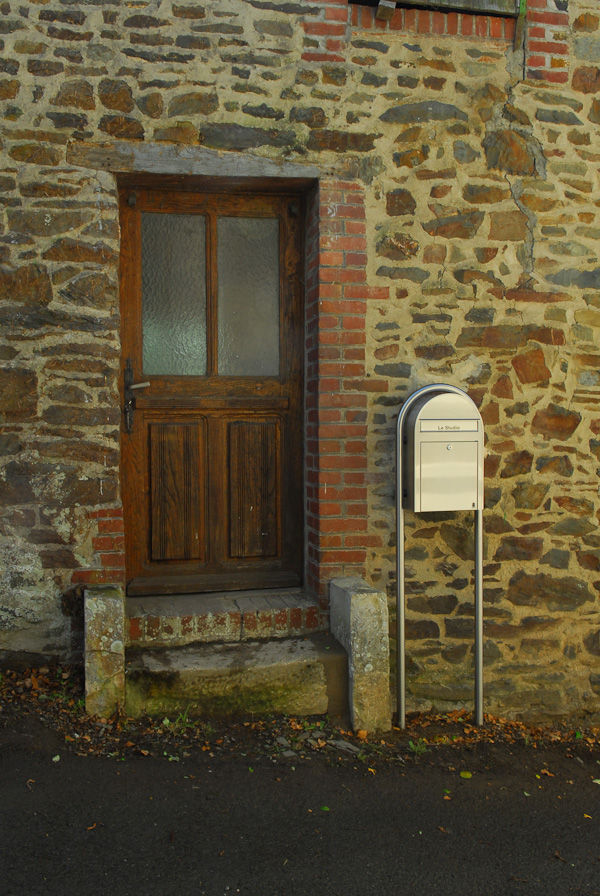 New Letterbox