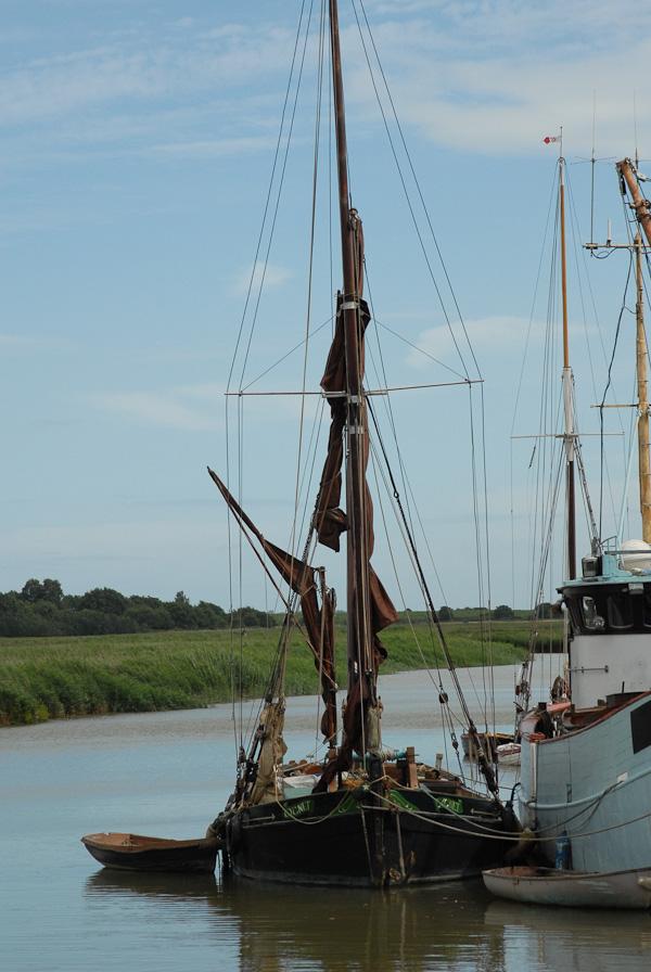 River Alde at Snape