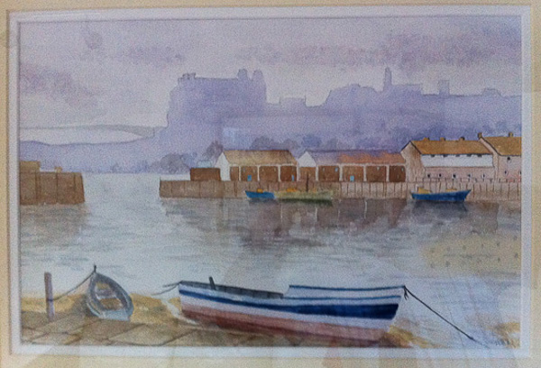 The Old Harbour, Scarborough
