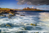 dunstanburgh castle northumberland image 1