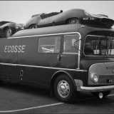 0085 1994-07 Coys Historic Festival Silverstone 01 Ecurie Ecosse transporter