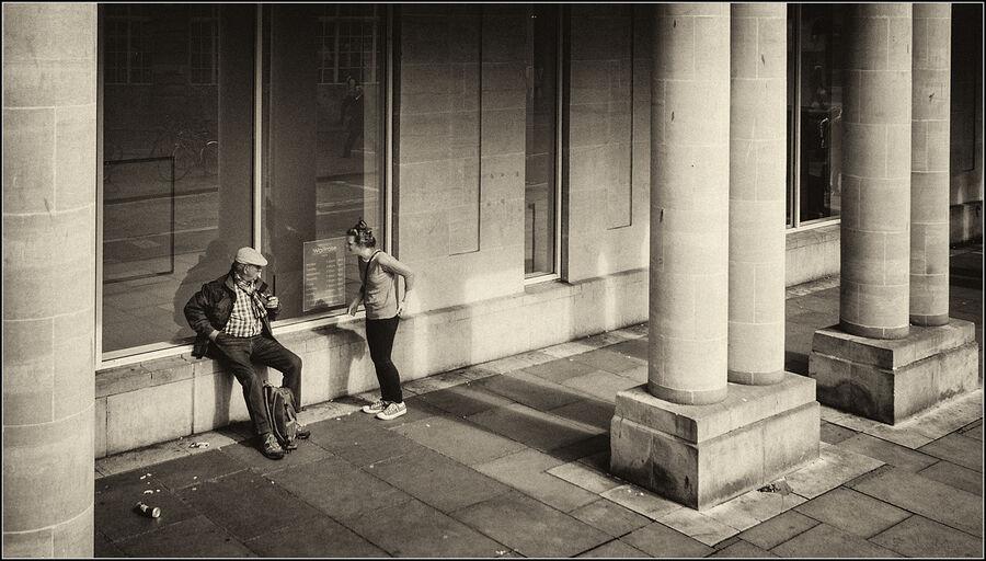 The Conversation, Bath