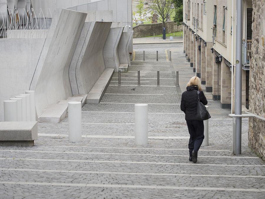 Edinburgh Steps