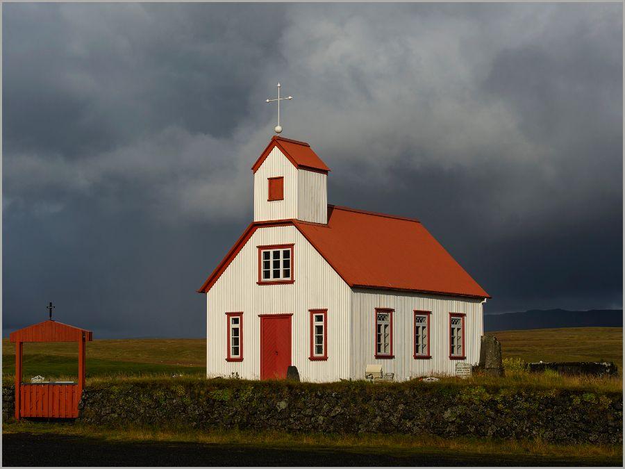 Iceland - Grafar Kirkja