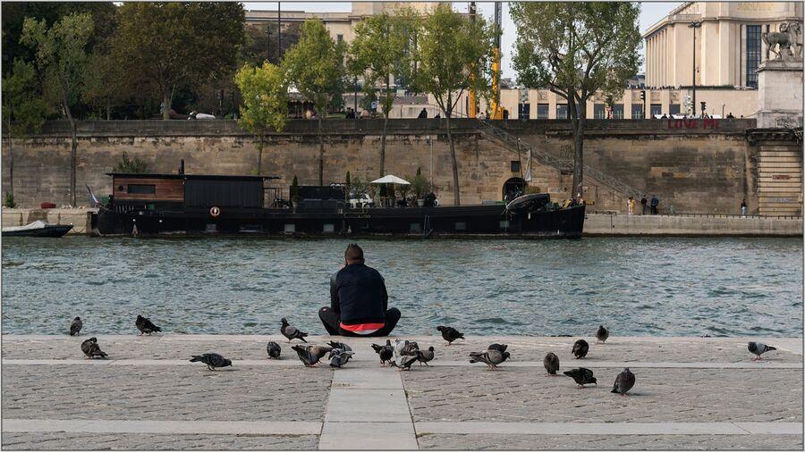 Paris Bird Man