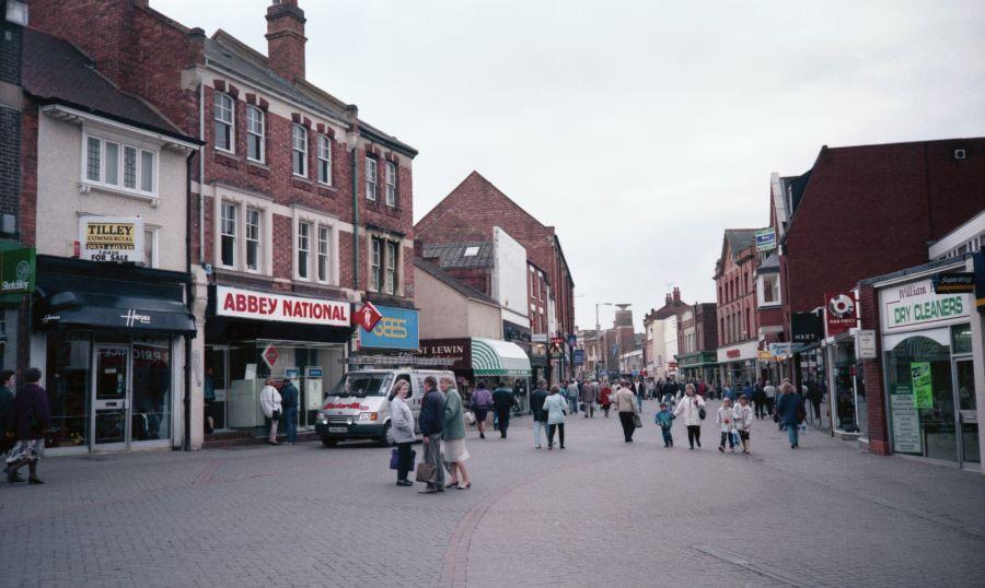 High Street Kettering 1993