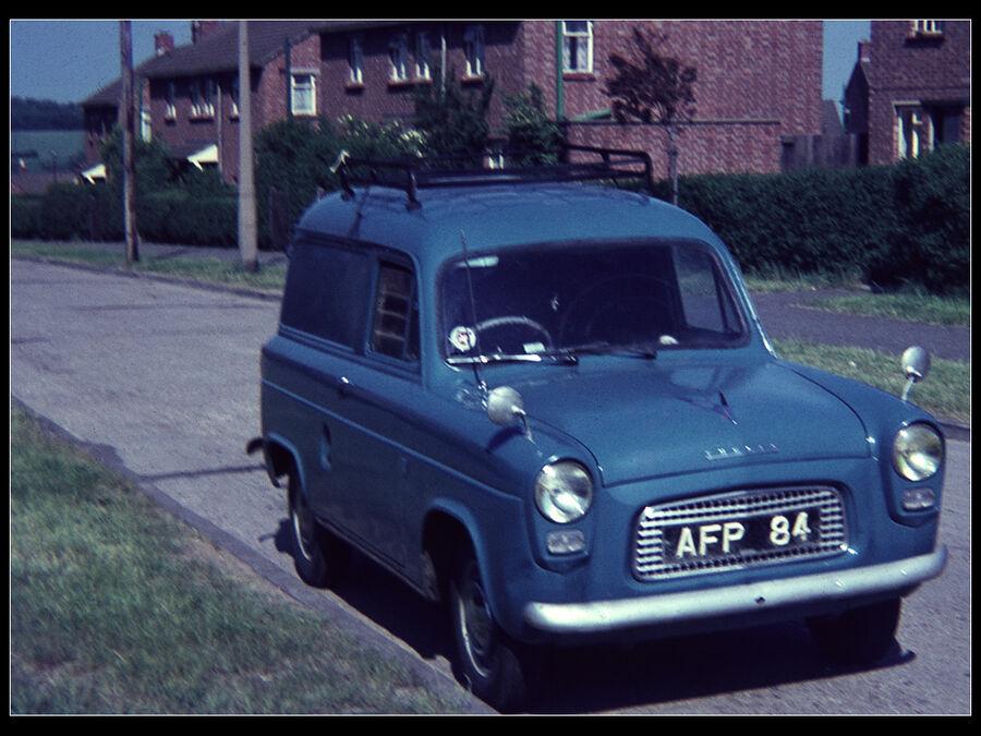 Masterton Road Stamford 1960's