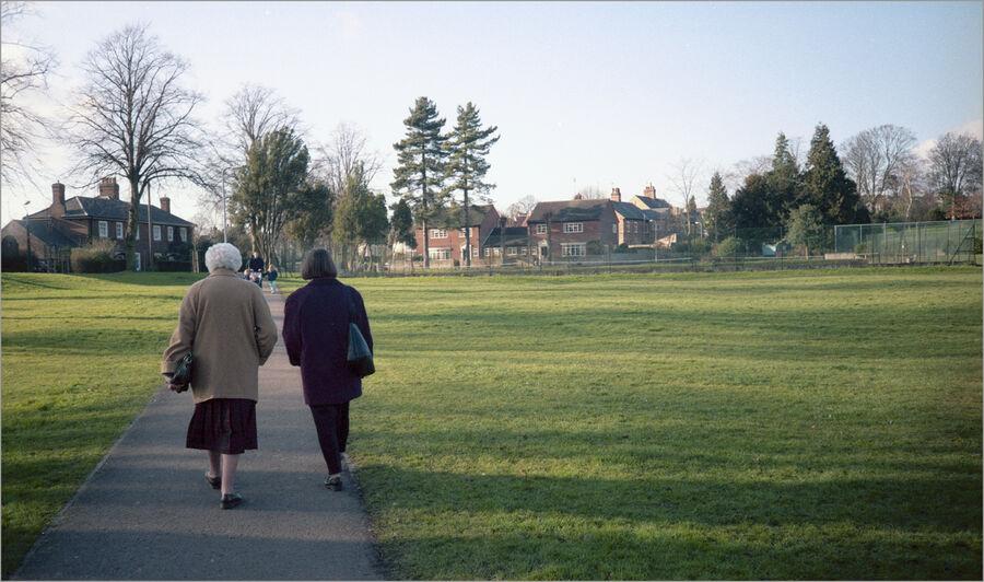 Stamford Recreation Ground 2000