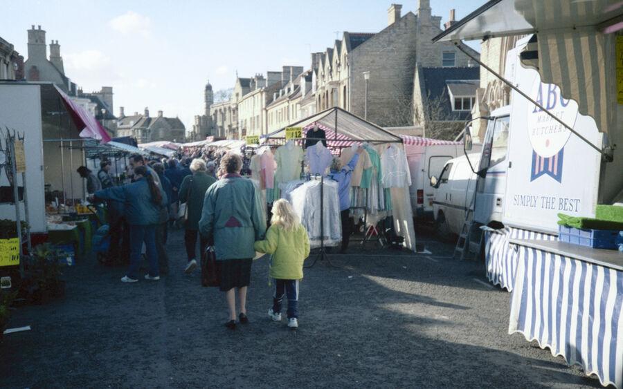 Stamford Market 2000