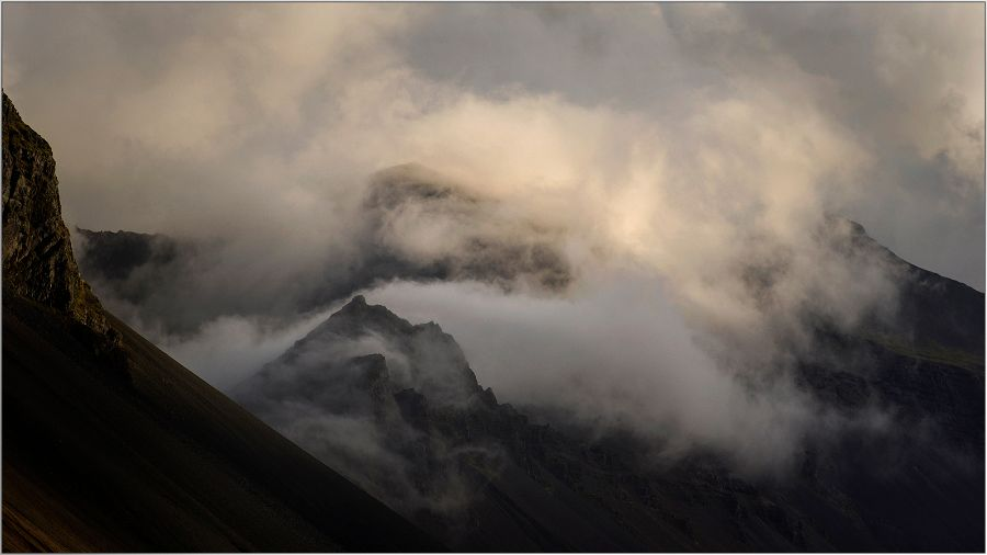 Iceland - Cloud Cover