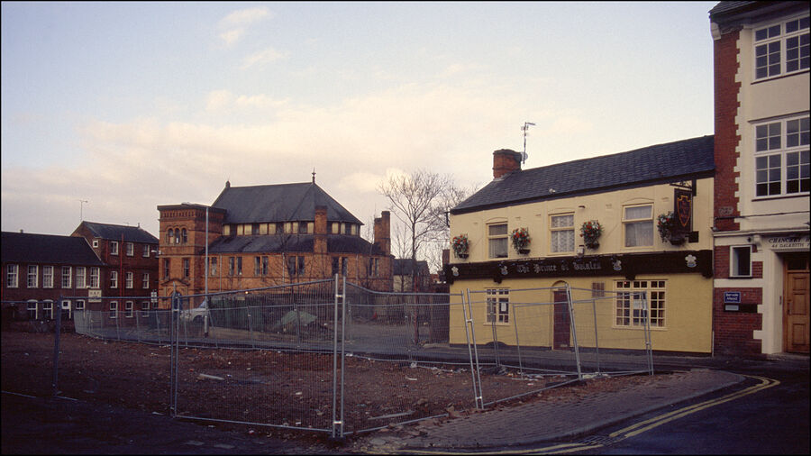 Dalkeith Place Kettering 2003