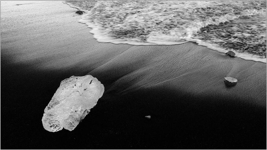 Iceland - Diamond Beach