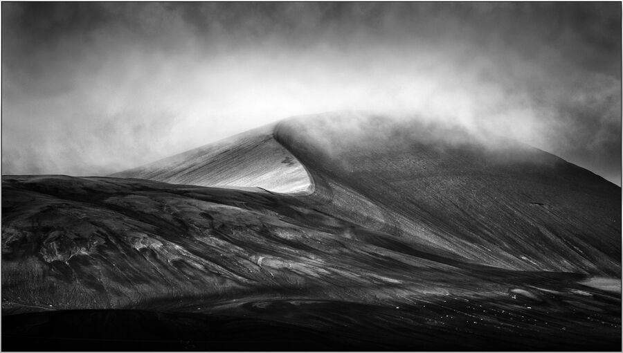 Dusting Of Snow (Smethwick International, Southport, MCPF Photofolio)