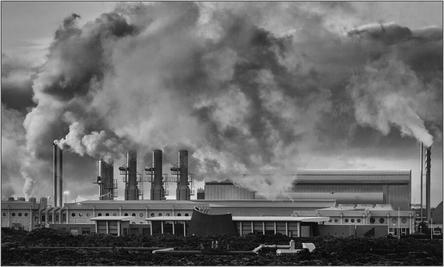 Geothermal Power, Iceland