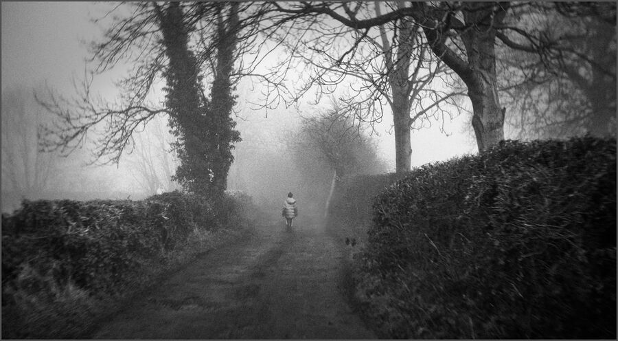 Girl In The Mist (RPS DIG Print Exhibition)