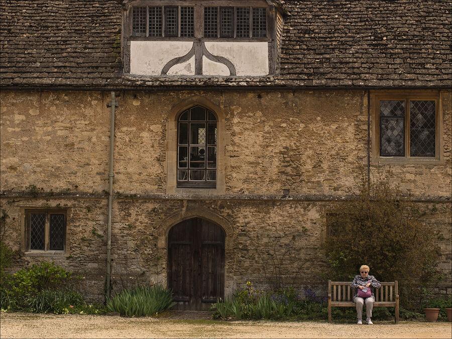 Lacock Abbey 1