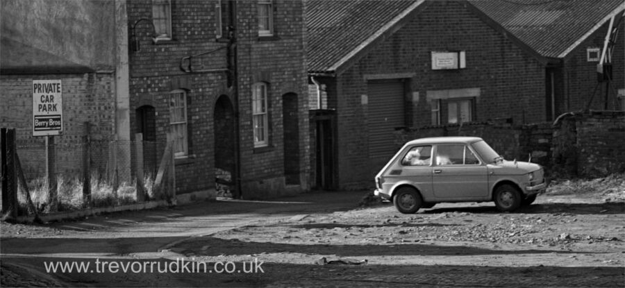 Hazelwood Lane Kettering 1981