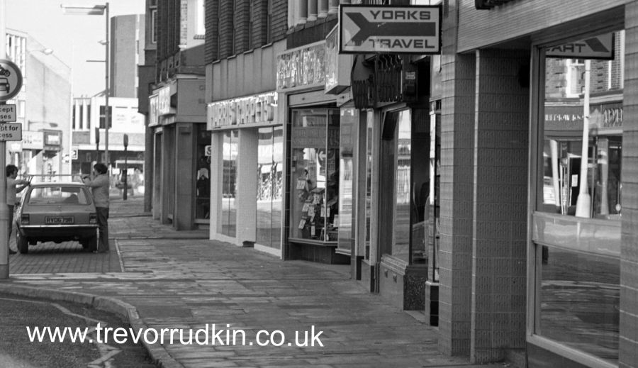 High Street Kettering 1981