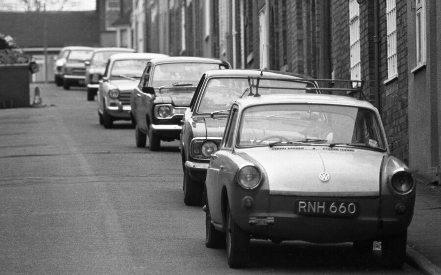 New Street Rothwell 1981