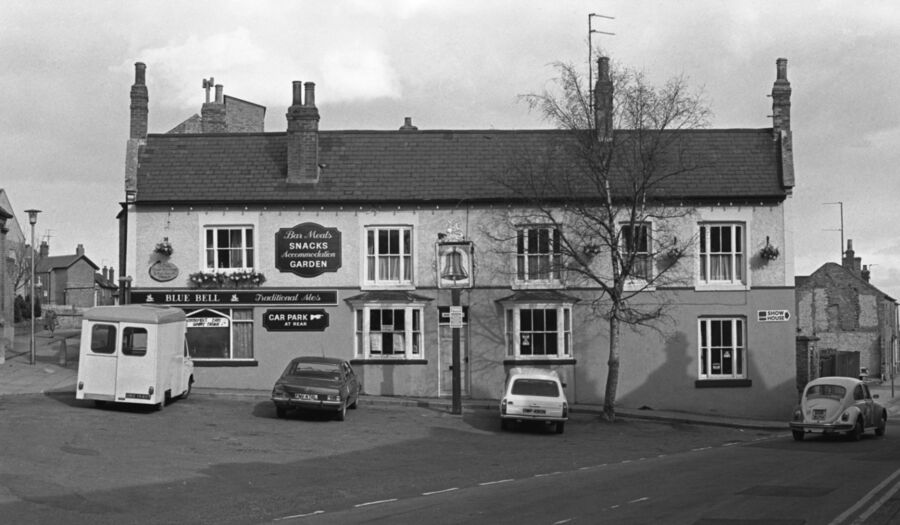 The Bluebell Rothwell 1982