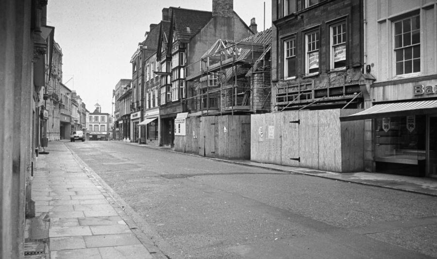 Stamford High Street 1982