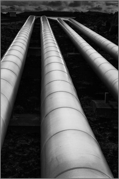 Pipe Line, Iceland