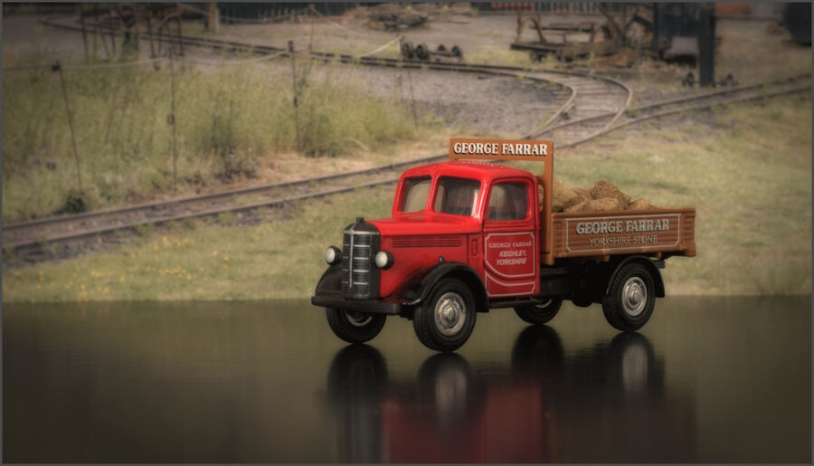 Corgi Lorry 1