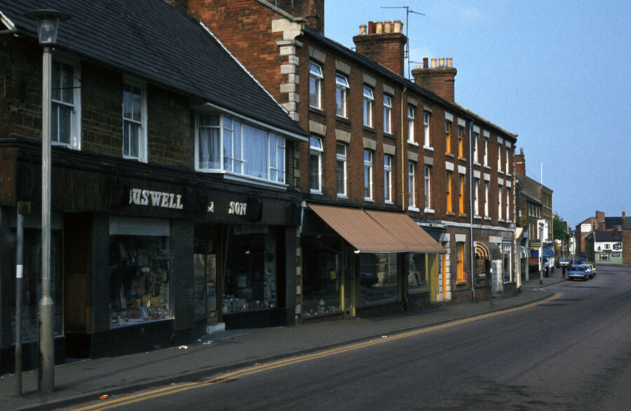 Rothwell 1983 Bridge Street