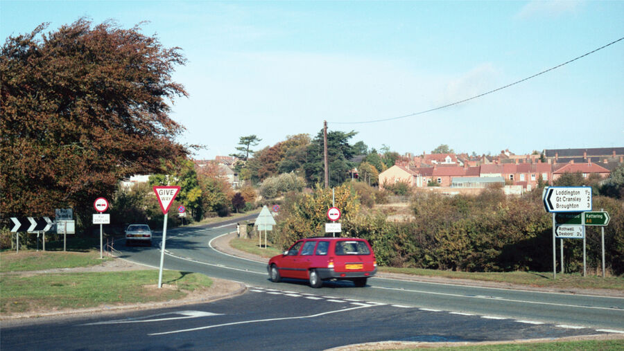 A6 Rothwell 1990