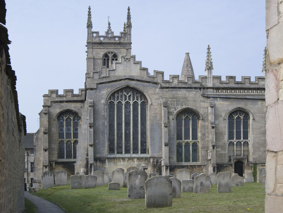 Stamford St Martins Church 2011