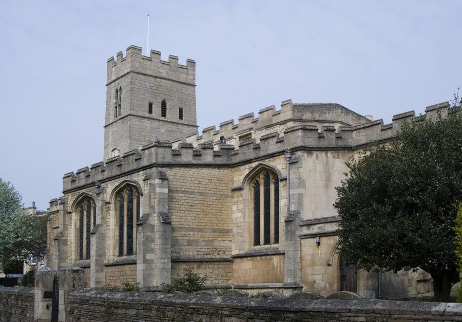 Stamford St Georges Church 2011