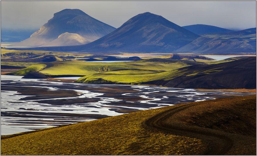 Iceland - Tracks