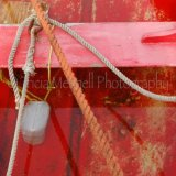 CRINAN RED BOAT