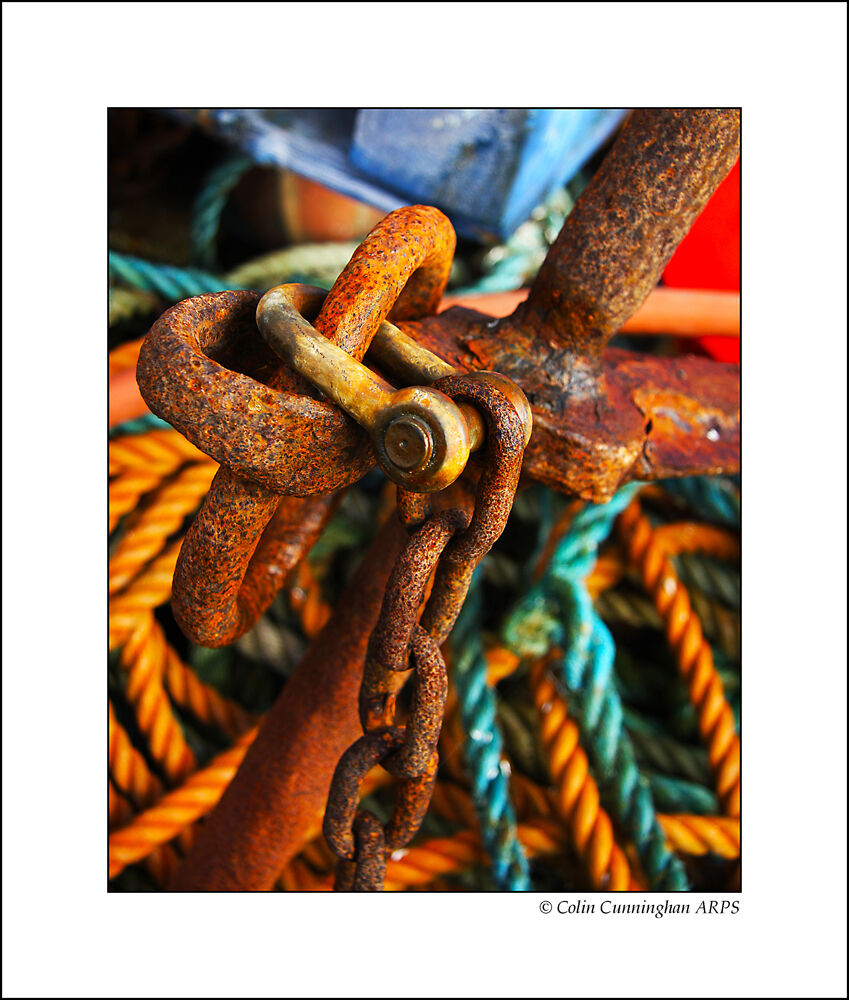 Ship's Rope and chain's