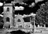 Moreton Corbet church