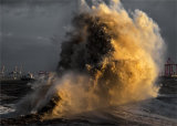 Crashing wave 3
