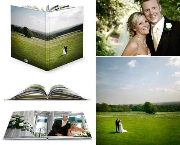 Tupman Photography: Wedding Photo Book