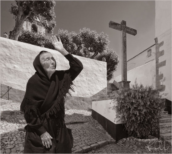 A passing prayer
