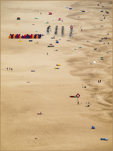 The strand at Nazare CP